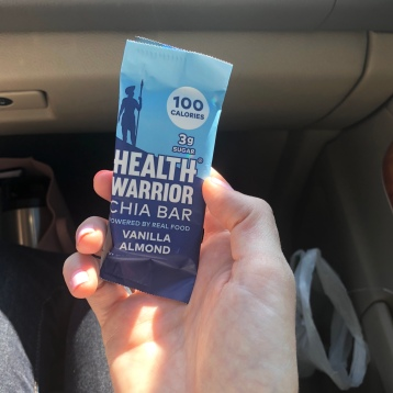 These are great because they are only 100 calories and would satisfy my hunger without making me feel too full.
